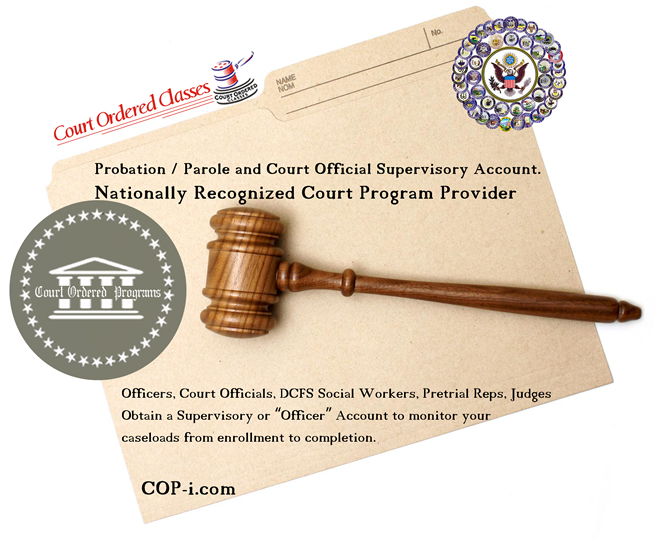 Alabama Probation / Parole and Court Official Supervisory Tools